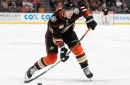Daniel Sprong fitting in nicely with Ducks after trade from Penguins