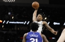 San Antonio vs. Philadelphia, Final Score: Spurs knock out the Sixers 123-96