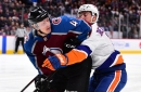 Penalties prove costly as Avalanche lose 4-1 at home to Islanders