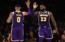Lakers News: Kyle Kuzma Believes He's Found Rhythm Playing Alongside LeBron James