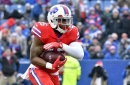 Marcus Murphy has dislocated elbow, Bills will evaluate if he can play