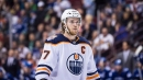 Oilers coach Ken Hitchcock 'bothered' by how Connor McDavid's officiated