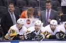 In benching Jake Guentzel, Mike Sullivan is wielding the biggest power he has: ice time