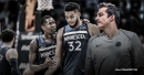 Kings' Nemanja Bjelica felt bad for 'not getting enough chance' with Timberwolves