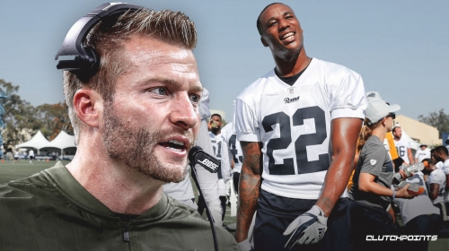 Rams' Sean McVay on Marcus Peters confronting fan: We've got to be better
