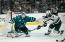 Sharks at Wild Preview: Injured Wild not so easy pickings for Sharks
