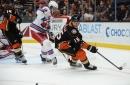 Ducks @ Rangers GAMETHREAD: Beatdown on Broadway