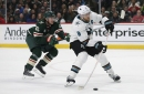 Sharks complete perfect road trip with shutout win over Wild