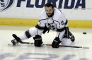 Kings' Drew Doughty took loss at Pittsburgh hard