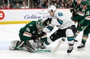 Wild blanked by Sharks 4-0 on home ice