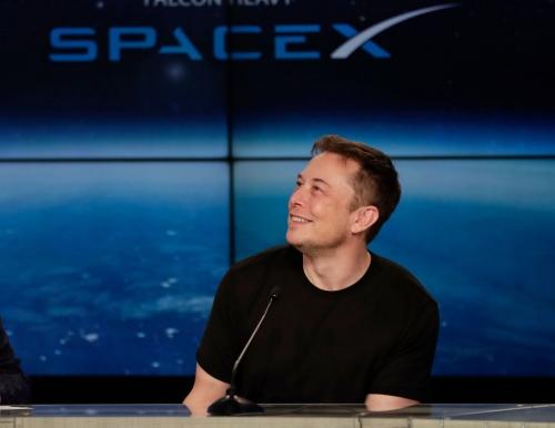The Latest: Elon Musk allows rides on underground tunnel