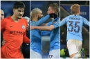 Man City news and transfers LIVE reaction to Leicester win as Aro Muric saves two penalties and Kevin De Bruyne returns