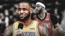 Lakers' LeBron James says it 'would be amazing' if LA could acquire Anthony Davis