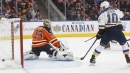 Oilers wasting Talbot's resurgence with clumsy power-play effort
