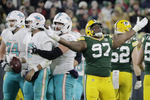 Packers DT Kenny Clark is headed to injured reserve, ending his 2018 campaign
