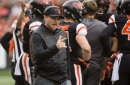 Omar Speights Signs With Oregon State Football