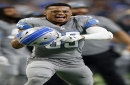 Jamal Agnew 'itching' to play again; Detroit Lions won't say if he will