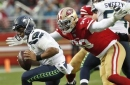 49ers DL Buckner finally turns pressure into sacks
