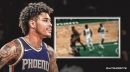 Video: Suns' Kelly Oubre reacts to boos from Celtics fans