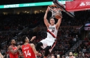 Zach Collins Is Making Important Progress in his Second Season