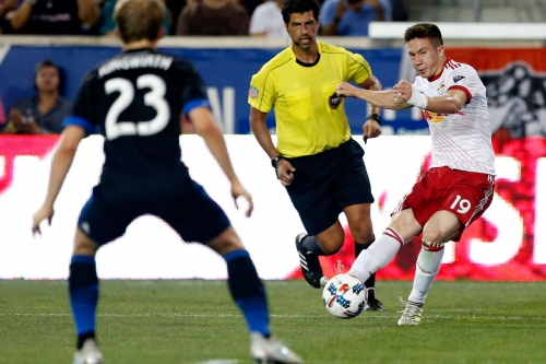 New York Red Bulls to play San Jose Earthquakes in MLS 2019 home opener