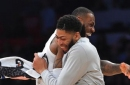 Matt Barnes believes a LeBron and Anthony Davis combo would work on the Lakers