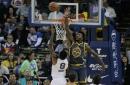 Will Warriors' Jordan Bell take advantage of depleted frontcourt?