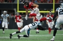 Falcons offense vs. Panthers defense: A rematch of banged up rosters