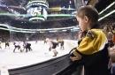 Ducks @ Bruins Gamethread: The Chris Wagner Show