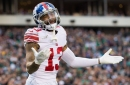 Giants-Colts final injury report: Odell Beckham out again