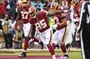 Redskins Injury Updates: 3 more OUT vs Titans, 21st player to IR