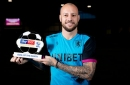 Alan Hutton scoops that award and Aston Villa fans are all saying the same thing