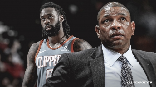 Clippers news: Mavs' DeAndre Jordan reacts to Doc Rivers saying he should have his jersey retired in L.A.