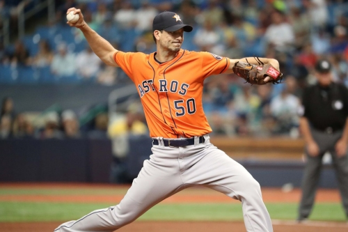 Rays make Charlie Morton signing official