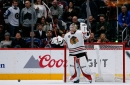 Delia shines as Blackhawks win 3rd straight