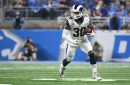 Rams-Cardinals: Gurley officially QUESTIONABLE