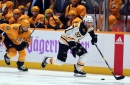 Bruins lines vs. Nashville: To Berg or not to Berg?