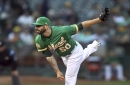 A's begin to build rotation with return of Mike Fiers