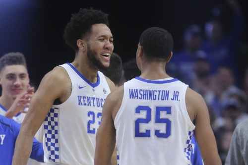 Kentucky vs. North Carolina Game Thread