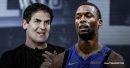 Mavs' Harrison Barnes disagrees with Mark Cuban's comments about youth basketball in the US