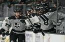 Kings beat Sharks on Ilya Kovalchuk goal in overtime
