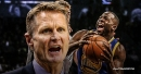 Warriors Steve Kerr says Draymond Green will play more minutes at center