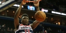 Wizards' Thomas Bryant hits all 14 of his shots in 3OT thriller vs. Suns