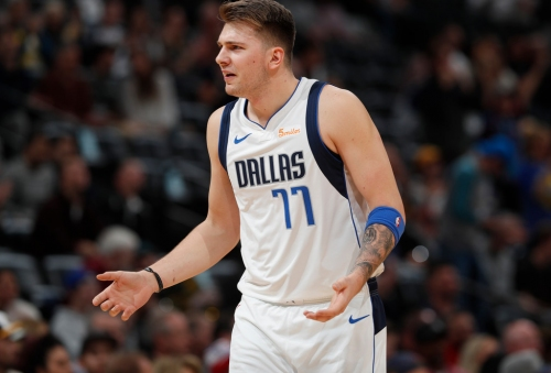 'We just have to learn how to close out games:' Luka Doncic talks road woes as Mavs fall 120-116 to Warriors