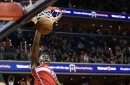 Wizards' Thomas Bryant has a game for the record books