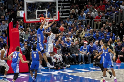 6 more thoughts and updated season stats after Kentucky's huge win over North Carolina