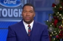 'This just goes to show how real addiction is': Michael Strahan and the FOX NFL Sunday crew give their thoughts on Josh Gordon's suspension