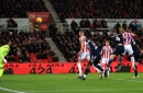 Saido Berahino reveals relief at finally scoring header for Stoke City after some 'terrible' misses