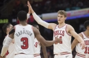 Lauri goes off again and the Bulls have a winning streak