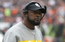 Mike Tomlin explains his reasoning for the fake punt - 'I just wanted to be aggressive'